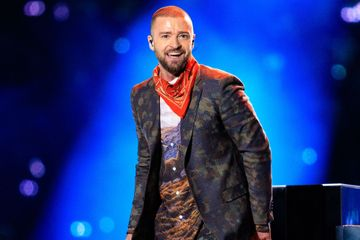 Justin Timberlake: Just kidding about that whole 'woodsman' thing