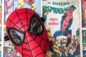 Famed comic book artist Steve Ditko dies