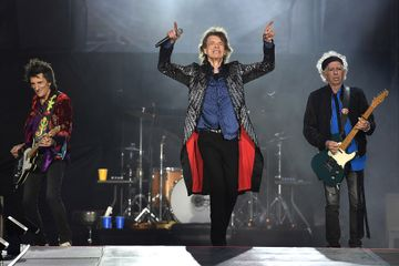 The Rolling Stones ink long-term Universal extension