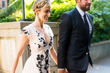 John Krasinski and Emily Blunt Look More in Love Than Ever Ahead of Their Anniversary