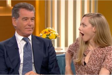 Wait, Did Pierce Brosnan Just Drop a Mamma Mia 2 Spoiler?