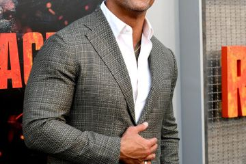 I'd Just Like to Point Out That Dwayne Johnson Has Been Looking Especially Good This Year