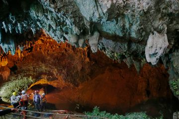 There's a second Thai cave rescue movie in the works