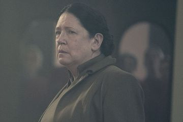 No, You Haven't Seen the Last of Aunt Lydia in The Handmaid's Tale