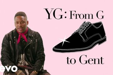 YG YG Talks Shoes and Style