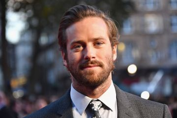 Fans won't stop giving Armie Hammer Peaches