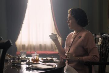 The Crown: Here's the First Look at Olivia Colman as Queen Elizabeth II