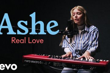 Ashe Real Love Official Performance & Meaning | Vevo