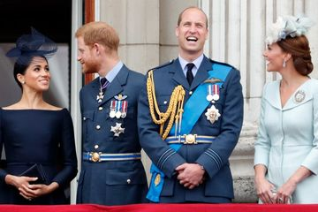 8 Times Harry, Meghan, William, and Kate Proved They Were the Best Members of the Royal Family