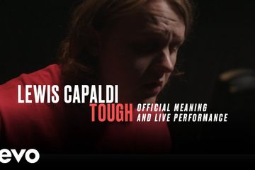 Lewis Capaldi Tough Official Performance & Meaning | Vevo