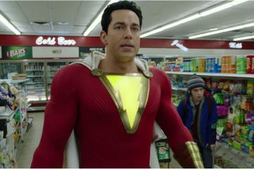 Shazam! Looks Like the Fun-Filled Superhero Movie We've Been Waiting For