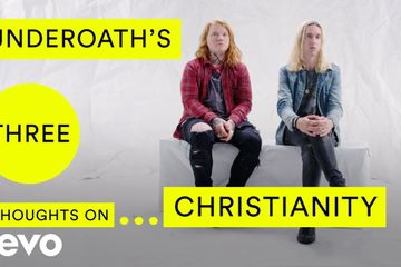 Underoath Underoaths Three Thoughts on Christianity