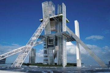 25 Totally Crazy Buildings That Almost Happened
