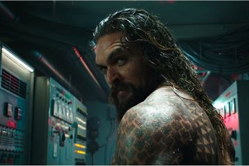 Jason Momoa Takes on the Underwater World in the First Official Trailer For Aquaman