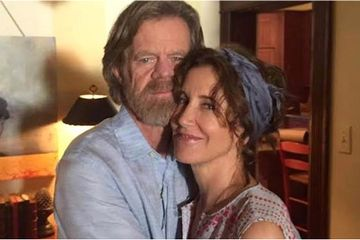 We Don't Know What's Cuter: Felicity Huffman's Throwback Photo or Her Romantic Caption