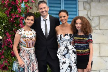 12 Sweet Photos of Thandie Newton's Seriously Stunning Family