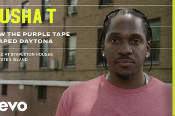 Pusha T How The Purple Tape Shaped Daytona | Interview