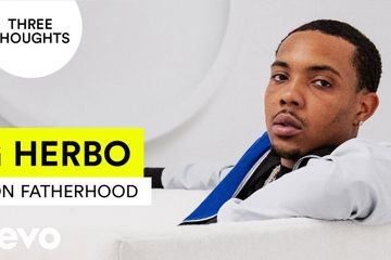 G Herbo Three Thoughts On Fatherhood