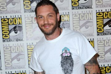 Tom Hardy, Good Samaritan, Cannot Get Through an Interview Without Stopping to Help Someone