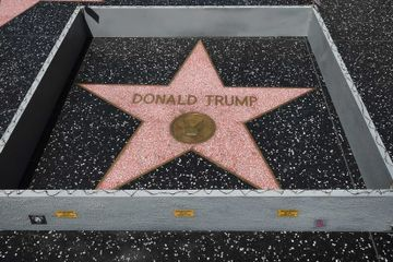 West Hollywood Urges Removal of Trump's Walk of Fame Star (It's a Long Shot)