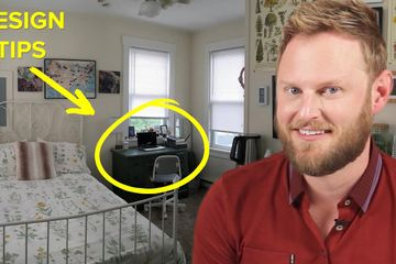 Bobby Berk Gives Home Decoration Advice