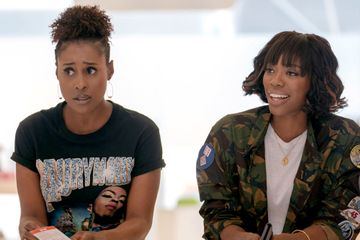 Issa Rae: 'Insecure' character needs to be a 'f—ing grown-up'