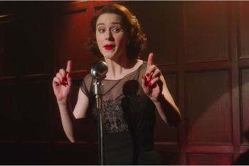 "The Marvelous Mrs. Maisel Season 2 Teaser: ""The Mad Divorcée of the Upper West Side Is Back"""