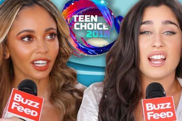 Celebs Play Would You Rather At The Teen Choice Awards