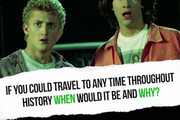 If people could time travel, this is WHEN they'd go and WHY (18 Photos)