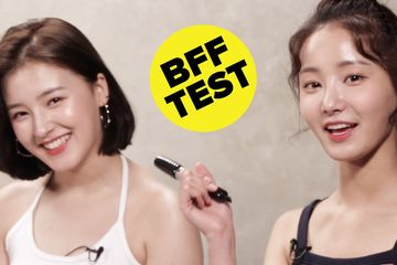 Momoland Takes The BFF Test