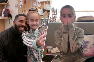 After meeting Drake, Sofia's second bday wish came true… A NEW HEART (12 Photos & Video)