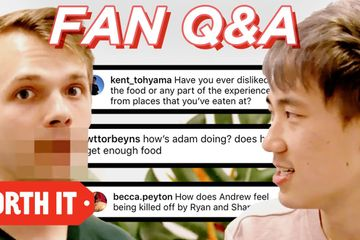 Is Any Food NOT Worth It Worth It Q&A Season 5 Announcement