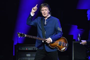 Paul McCartney says he saw God during psychedelic trip