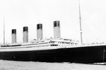 Titanic survivors share their amazing stories (11 Photos)