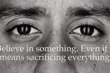 Colin Kaepernick, Face of NFL Protests, Is Face of New Nike Campaign