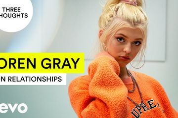 Loren Gray Three Thoughts...On Relationships