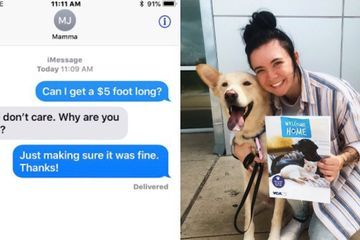 The way this girl convinces her mom to get a dog is genius (15 Photos)