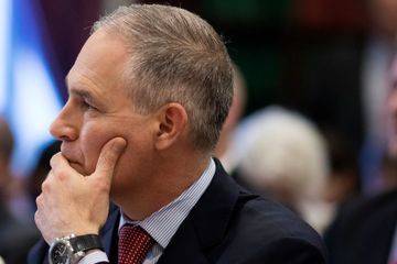 Scott Pruitt, Former E.P.A. Chief, Is in Talks for His Next Job: Coal Consultant