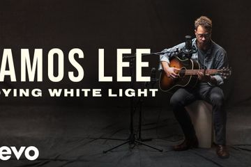 Amos Lee Dying White Light Official Performance | Vevo