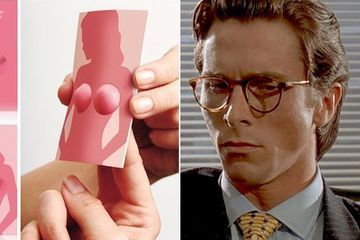 Business cards Patrick Bateman would kill for (32 Photos)