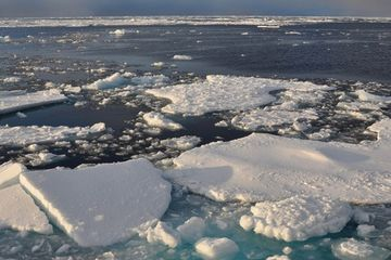 International agreement bans commercial fishing in the Arctic
