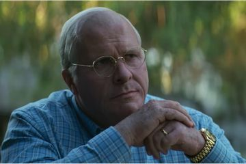 Give Christian Bale All the Awards For Managing to Transform Into Dick Cheney