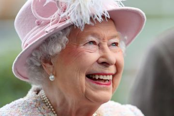27 Pictures That Prove the Queen Does, in Fact, Smile