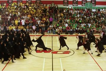 Are You Sirius?! This High School Dance Team's Viral Harry Potter Routine Is So Damn Good