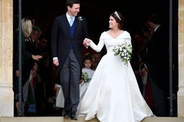 The Best Moments From Princess Eugenie and Jack Brooksbank's Royal Wedding