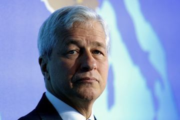 JPMorgan's Dimon Backs Out of Saudi Conference Amid Khashoggi Furor