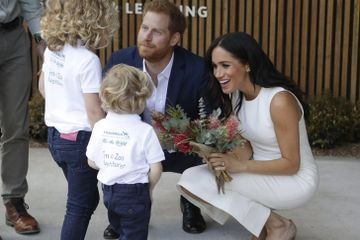 10 Moments From Harry and Meghan's Tour That Show They're Going to Make the Best Parents