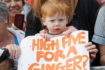 24 of the Most Hilarious Signs People Have Made For Prince Harry