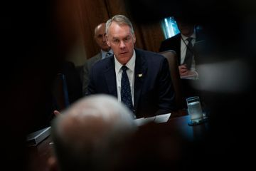 Interior Secretary Ryan Zinke Violated Agency Travel Policy, Report Finds
