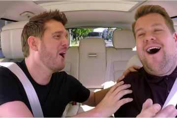 Grab Some Tissues - Michael Bublé's Emotional Carpool Karaoke Will Set Off the Waterworks